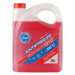Охлаждающая жидкость NGN Antifreeze G12 -36 (5 л.) V172485318