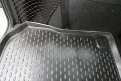 Коврик багажника Novline LADA LARGUS 12- 7 мест (полиуретан) NLC5226G12