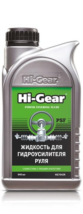 Жидкость ГУР Hi-Gear PSF (0,946 л.) HG7042R