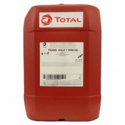 Трансмиссионное масло Total Transmission Axle 7 85W-140 (20 л.) 201289