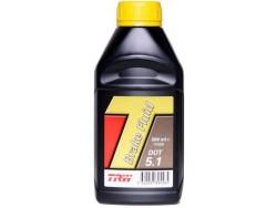 Тормозная жидкость TRW DOT 5.1 (0,5 л.) PFB550
