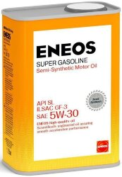 Моторное масло Eneos Super Gasoline SL 5W-30 (1 л.) Oil1358