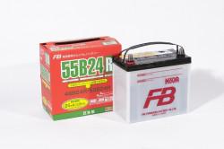 Аккумулятор Furukawa Battery Super Nova 45Ah 570A 236x126x227 п.п. (+-) 55B24R