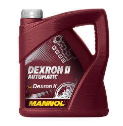 Трансмиссионное масло Mannol Dexron II Automatic (4 л.) 1331