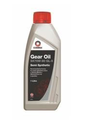 Трансмиссионное масло Comma Gear Oil SX 75W-90 GL-5 (1 л.) SX1L