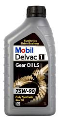 Трансмиссионное масло Mobil Delvac 1 Gear Oil LS 75W-90 (1 л.) 153469