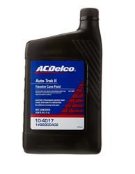 Трансмиссионное масло ACDelco Auto Trak II Transfer Case Fluid (1 л.) 104017