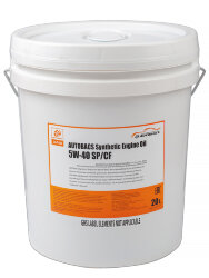 Моторное масло Autobacs Synthetic 5W-40 SP (20 л.) A00032433