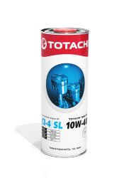 Моторное масло Totachi Niro HD Semi-Synthetic 10W-40 (1 л.) 4562374694927