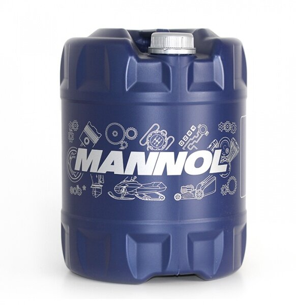 Моторное масло Mannol Molibden Benzin 10W-40 (20 л.) 1188