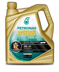 Моторное масло Petronas Syntium 3000 E 5W-40 (4 л.) 18054019