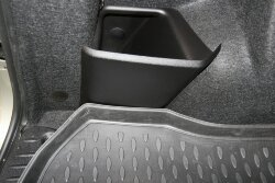 Коврик багажника Novline LADA LARGUS 12- универсал, 5 мест (полиуретан) NLC5227B12
