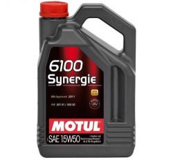 Моторное масло Motul 6100 Synergie 15W-50 (4 л.) 100327