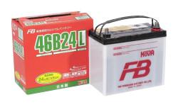 Аккумулятор Furukawa Battery Super Nova 45Ah 330A 236x126x227 о.п. (-+) 46B24L