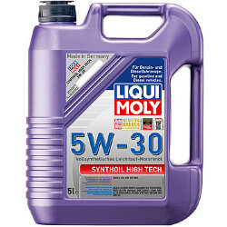 Моторное масло Liqui Moly SynthOil High Tech 5W-30 (5 л.) 9077