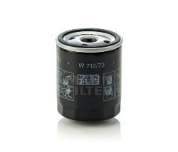 Фильтр масляный Mann-Filter W71273
