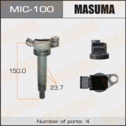 Катушка зажигания Masuma MIC100