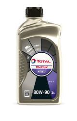 Трансмиссионное масло Total Traxium Axle 7 80W-90 (1 л.) 214086