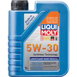 Моторное масло Liqui Moly Leichtlauf High Tech LL 5W-30 (1 л.) 39005