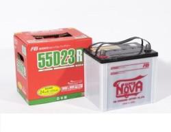 Аккумулятор Furukawa Battery Super Nova 60Ah 550A 230x169x225 п.п. (+-) 55D23R