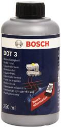 Тормозная жидкость Bosch DOT 3 (0,25 л.) 1987479100
