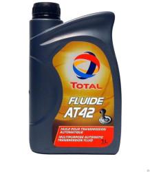 Трансмиссионное масло Total Fluide AT 42 (1 л.) 166218