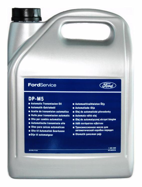Трансмиссионное масло Ford DP-M5 (5 л.) 1565890