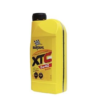 Моторное масло Bardahl XTC 5W-40 (1 л.) 36161