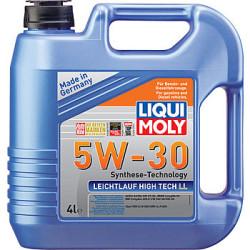 Моторное масло Liqui Moly Leichtlauf High Tech LL 5W-30 (4 л.) 39006