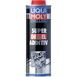 Liqui Moly Pro-Line Super Diesel Additiv Модификатор дизельного топлива (1 л.) 5176