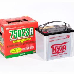 Аккумулятор Furukawa Battery Super Nova 65Ah 620A 230x169x225 п.п. (+-) 75D23R