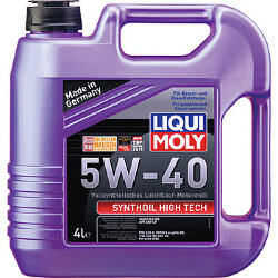 Моторное масло Liqui Moly SynthOil High Tech 5W-40 (4 л.) 1915