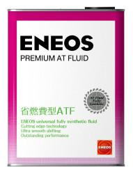 Трансмиссионное масло Eneos Premium АT Fluid (4 л.) 8809478942032