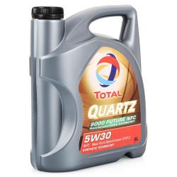 Моторное масло Total Quartz 9000 Future NFC 5W-30 (4 л.) 183450