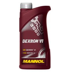 Трансмиссионное масло Mannol Dexron VI (1 л.) 1371