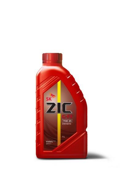 Трансмиссионное масло ZIC G-FF 75W-85 (1 л.) 132626