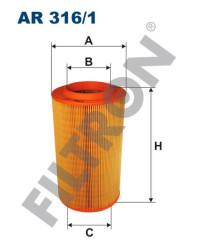 Фильтр воздушный Filtron AR3161