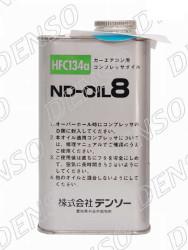 Компрессорное масло Denso ND-Oil 8 (0,25 л.) 446963-0040