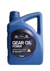 Трансмиссионное масло Hyundai (Kia) Gear Oil Power 85W-140 (4 л.) 02200-00420