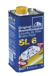 Тормозная жидкость ATE SL.6 DOT 4 (1 л.) 03990164022