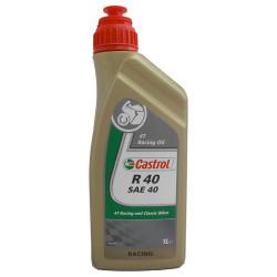 Масло четырехтактное Castrol R40 SAE40 (1 л.) 151A0D