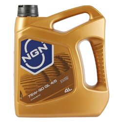 Трансмиссионное масло NGN 75W-90 GL4/5 (4 л.) V172085320
