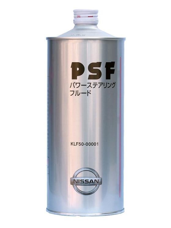 Жидкость ГУР Nissan PSF (1 л.) KLF50-00001