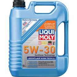 Моторное масло Liqui Moly Leichtlauf High Tech LL 5W-30 (5 л.) 39007