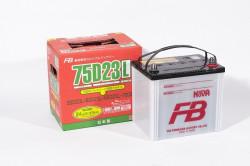 Аккумулятор Furukawa Battery Super Nova 65Ah 620A 230x169x225 о.п. (-+) 75D23L