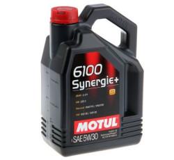 Моторное масло Motul 6100 Synergie + 5W-30 (4 л.) 106572