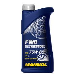 Трансмиссионное масло Mannol FWD Getriebeoel 75W-85 (1 л.) 1316