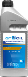 Моторное масло GT Oil GT 1 0W-40 (1 л.) 8809059407158