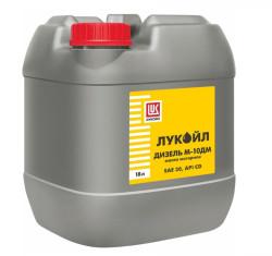 Моторное масло Лукойл Дизель М-10-ДМ SAE 30 (18 л.) 193643