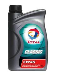 Моторное масло Total Classic 5W-40 (1 л.) 164796